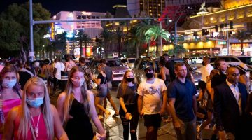 Nevada Casinos Warned about Mask Violations