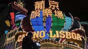 Macau's Casino Industry in Panic After Chinese Authorities Announce Plans for Tougher Rules